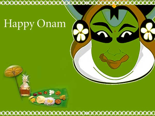 Happy Onam Advance Wishes Greeting Cards, Ecards & Images in English