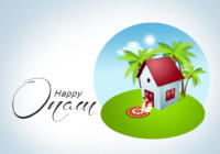 Happy Onam Wishes Funny Cartoon Animated Greeting Videos for WhatsApp