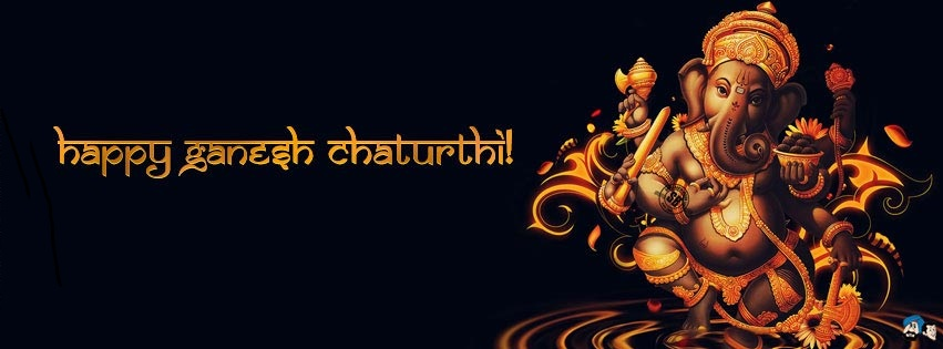 Download Happy Vinayaka/ Ganesh Chaturthi Facebook Cover Photos