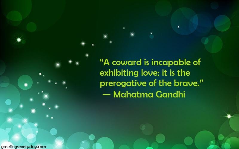Mahatma Gandhi Jayanti 2017 Quotes Sayings Slogans In English