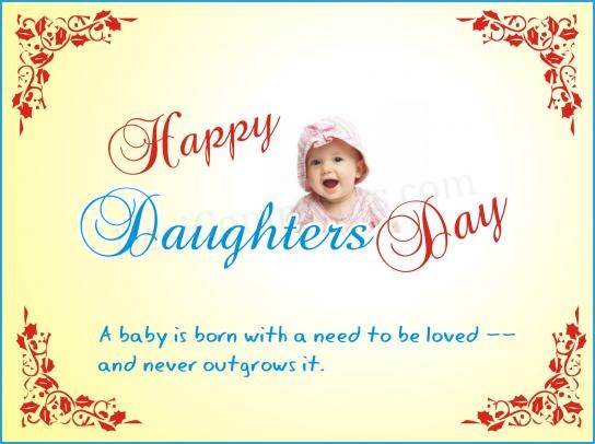 Happy Daughter's Day Wishes Images, Pictures & Photos