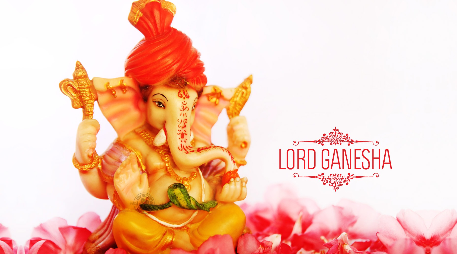 Happy Ganesh Vinayaka Chaturthi Facebook [FB] & Google Plus Cover Photo (2)