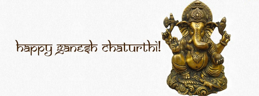 Happy Ganesh Vinayaka Chaturthi Facebook [FB] & Google Plus Cover Photo (4)