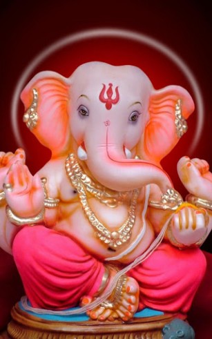 Happy Ganesh Vinayaka Chaturthi WhatsApp Dp & FB Profile Picture (2)