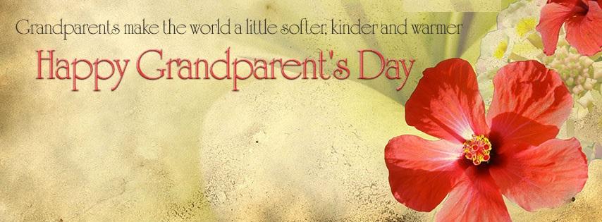 Grandparent's Day Facebook & Google Plus Cover
