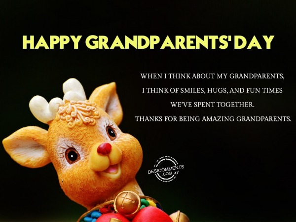 Happy Grandparent's Day HD Images & Pictures
