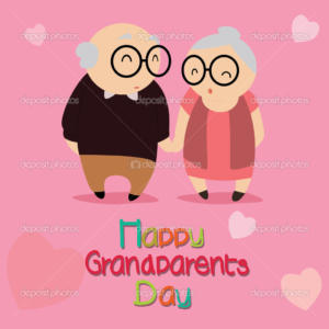 Happy National Grandparent's Day Crafts, WhatsApp Dp & Facebook Profile
