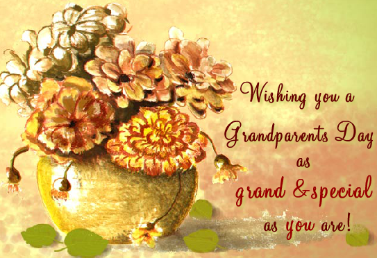 Happy Grandparents Day Wishes Greeting Cards & Ecards