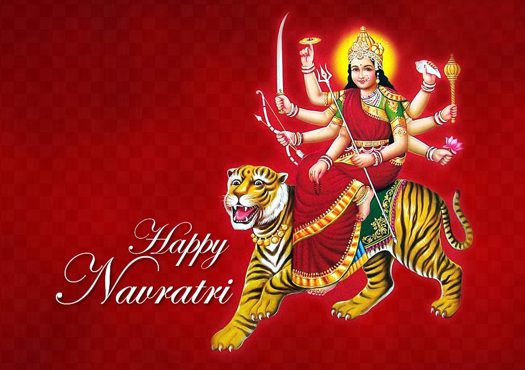 Happy Navratri Maa Durga HD Wallpapers, Images & Photos Free Download