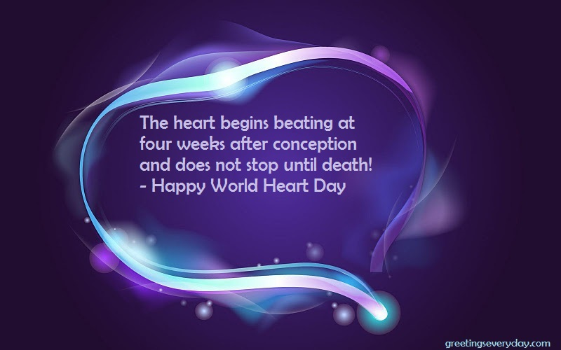 World Heart Day Images, GIF, Quotes, Wishes, Messages ...
