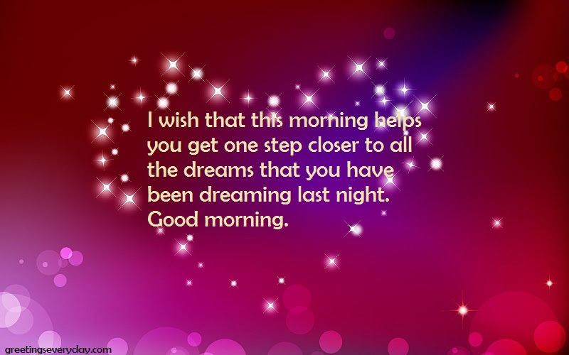 Inspirational & Motivational Good Morning Wishes Messages, SMS & Quotes