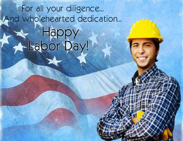 Special Happy Labor Day Greeting Cards & Ecards With Best Wishes (1)