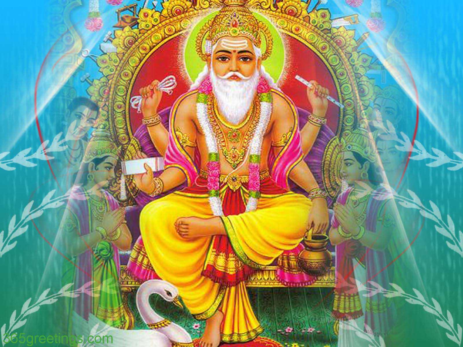 Good Wallpaper Lord Vishwakarma - lord-vishwakarma-hd-wallpaper-image-photo-picture  Photograph_392111.jpg