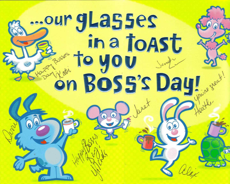 Boss Day DP