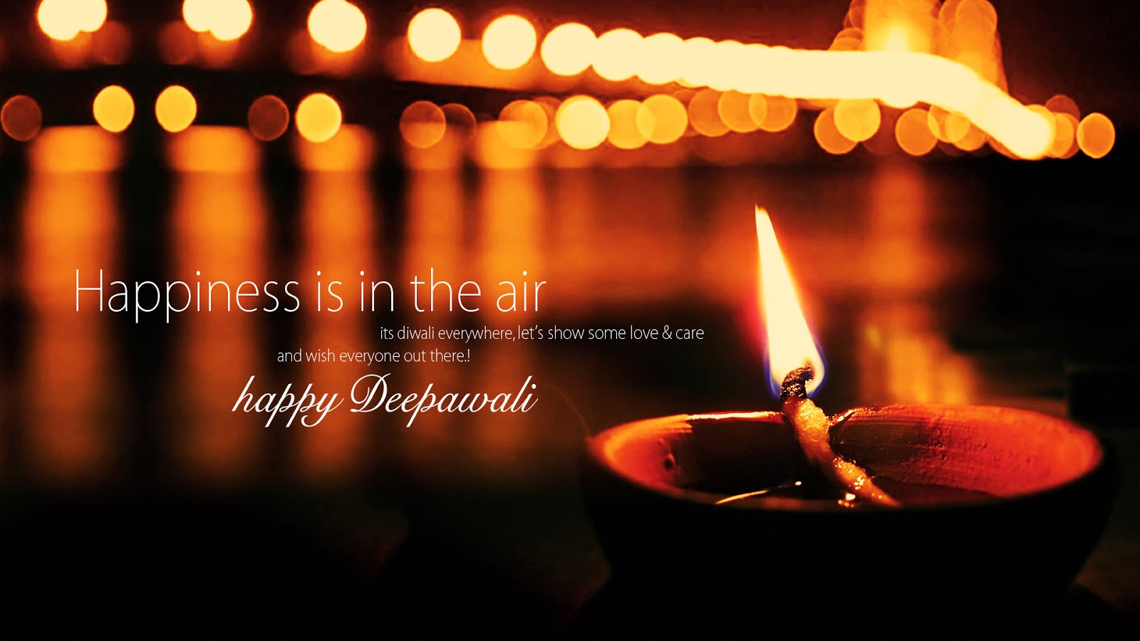 Happy Deepavali Wishes HD Photo