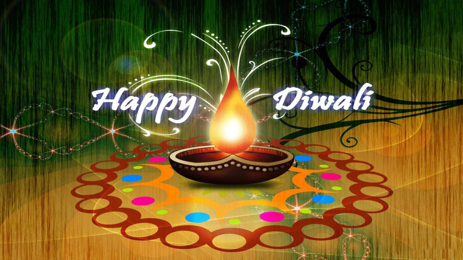 Happy Deepavali Wishes Photo For WhatsApp & Facebook