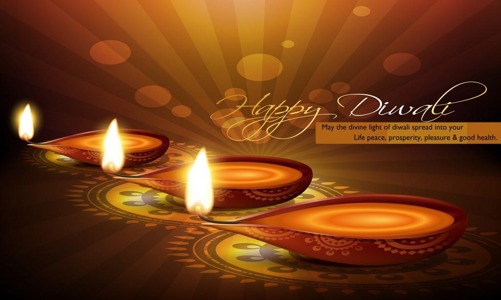 Happy Diwali 2018 Diya HD Photo