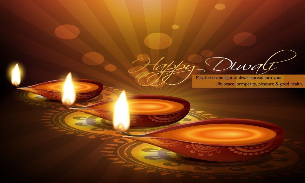 Happy Diwali 2018 Diya HD Photo