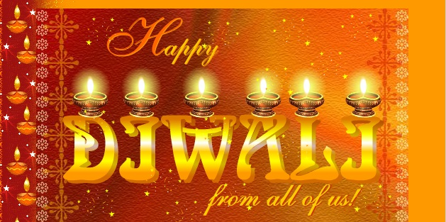 Diwali / Deepavali Greeting Card, Image, Pictures For Family