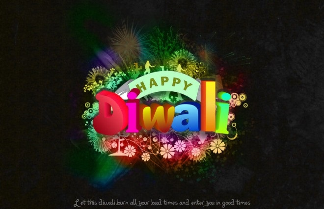 Diwali / Deepavali Wishes Greeting Card, eCard, Images & Pictures For Friends