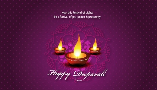 Diwali Advance Wishes Greeting Card