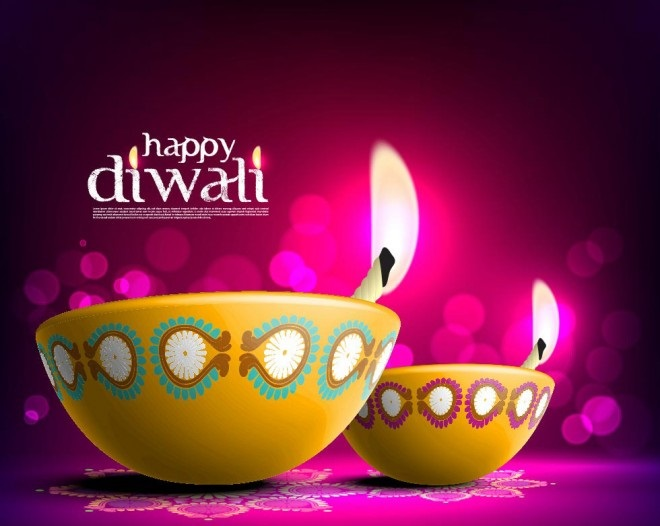 Diwali / Deepavali Wishes Greeting Cards For Best Friend