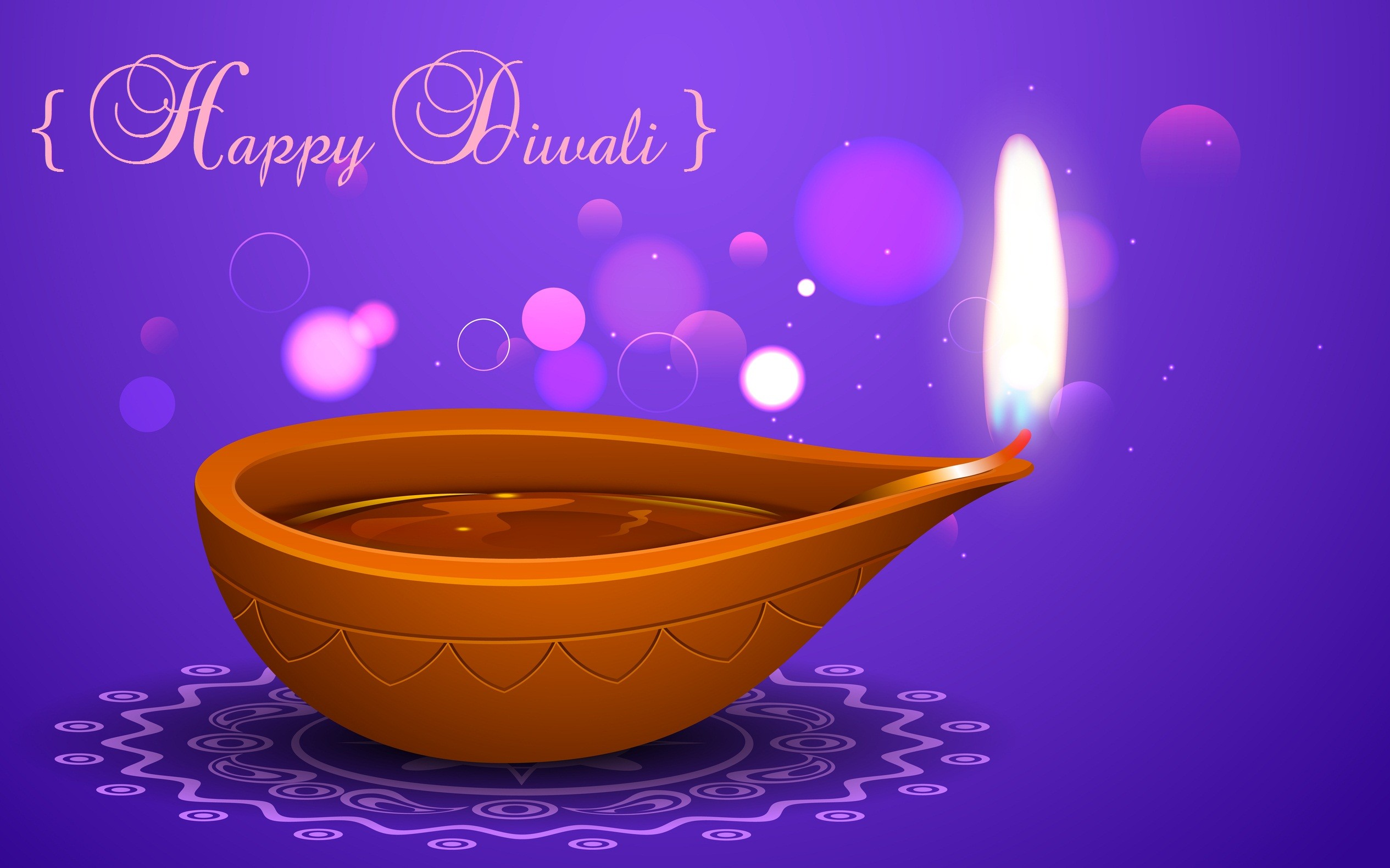 Diwali Diya HD Images For WhatsApp