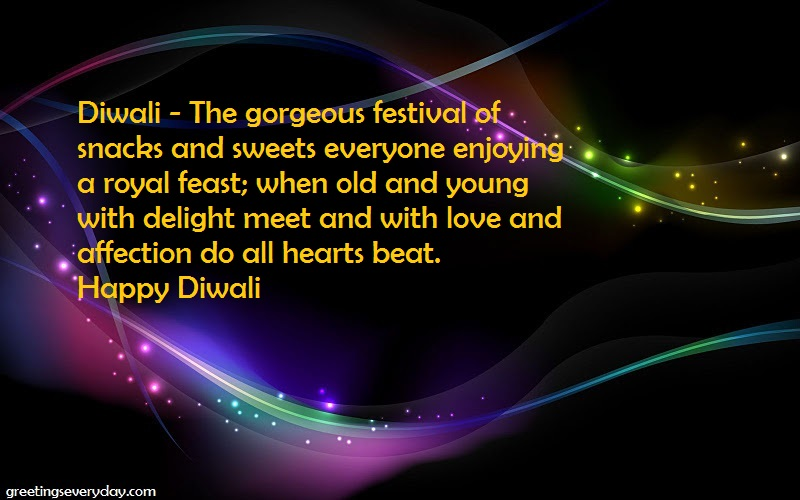 Deepavali Wishes Sayings