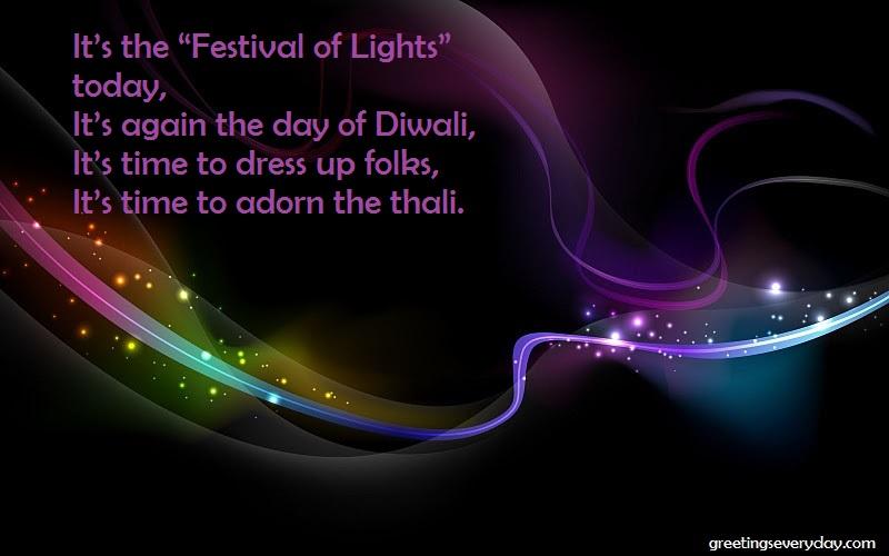 Diwali 2018 Shayari