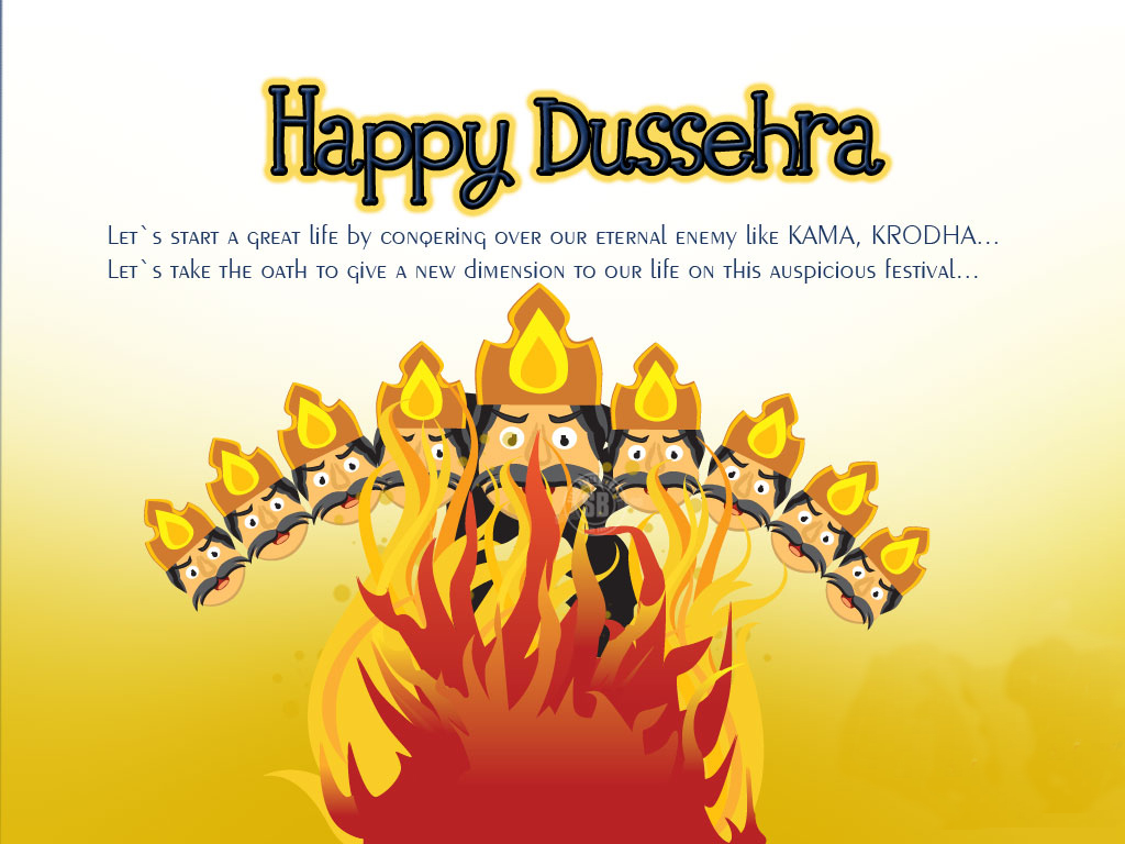 Happy dussehra vijayadashami wishes greeting card ecard image free happy dussehra vijayadashami wishes pictures for instagram hike m4hsunfo