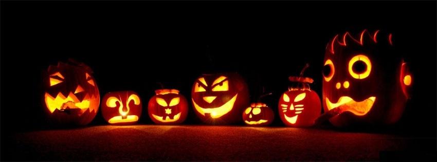 Halloween FB Banners
