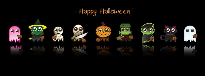 {2018}* Halloween WhatsApp Dp, Facebook Cover Pictures & Banners