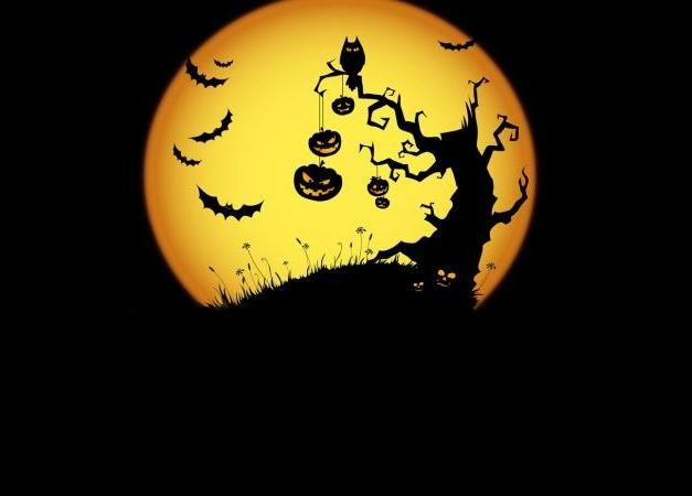 Happy Halloween WhatsApp Dp & Facebook Profile Picture