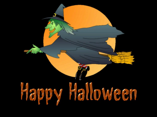 Happy Halloween WhatsApp Dp