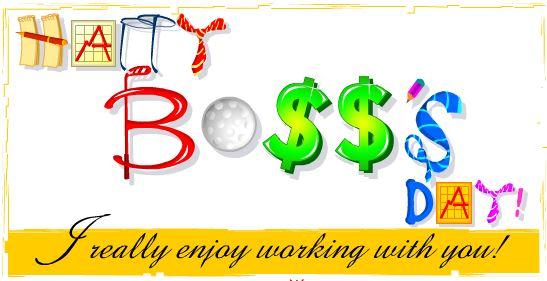 Free Printable Boss Day Ecards