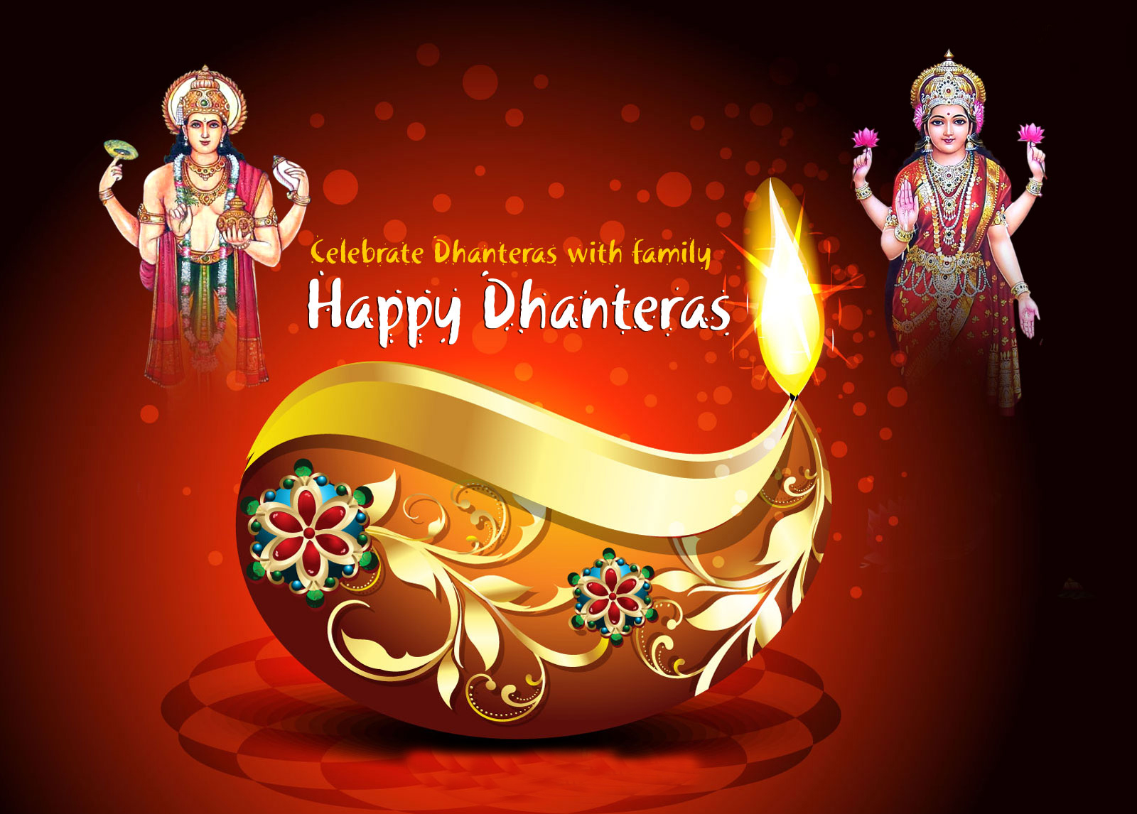 Happy Dhanteras 2018 Image
