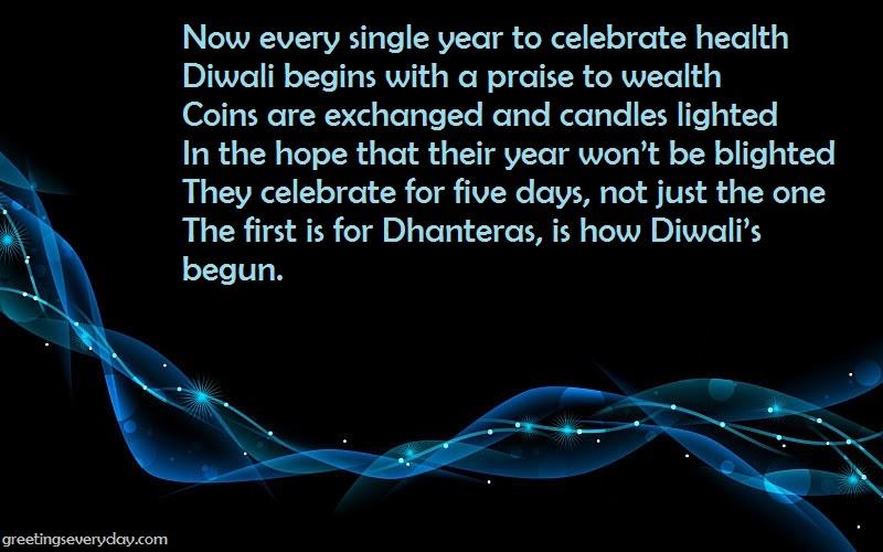 Happy Dhanteras Shayari
