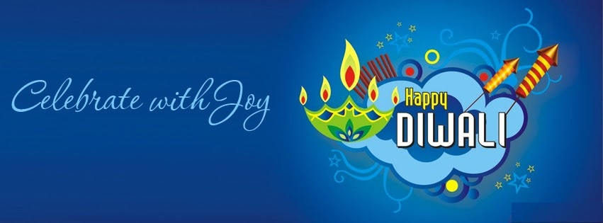 Happy Diwali 2018 Facebook Cover Picture