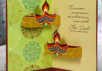 Happy Diwali 2016 Printable Gift Cards