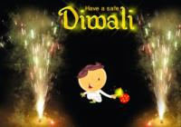 Happy Diwali 2016 Wishes Funny & Cartoon Images