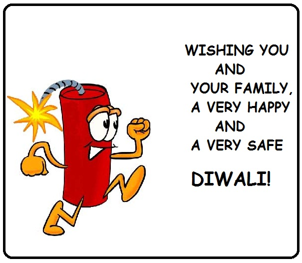 Happy Diwali 2017 Wishes Funny Image