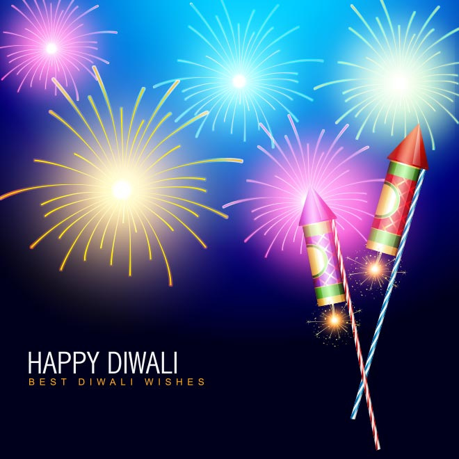Happy Diwali Fire Crackers Images, Pictures & Photos