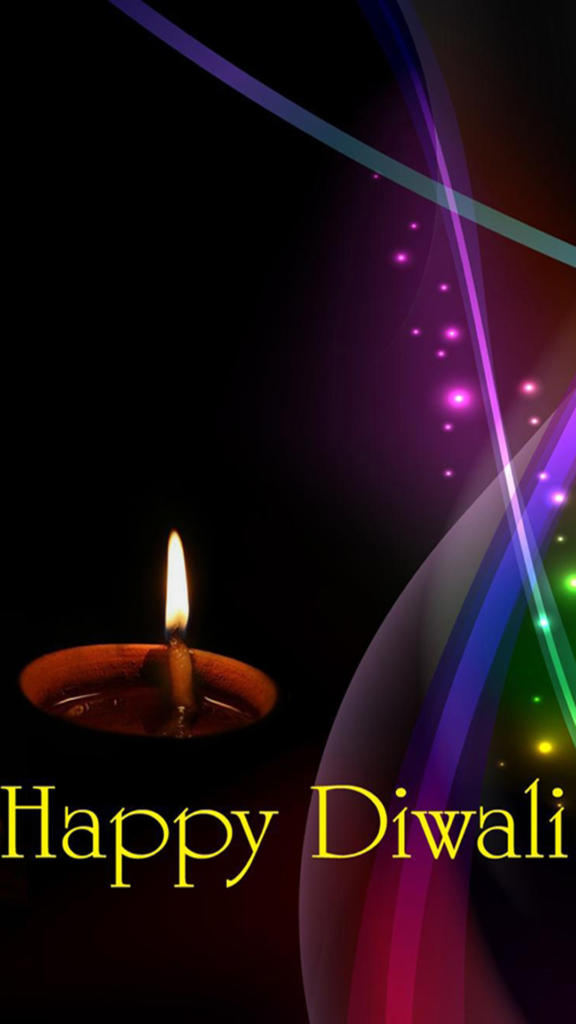 Happy Diwali Wallpapers For IPhone5 IPhone6 & IPhone7