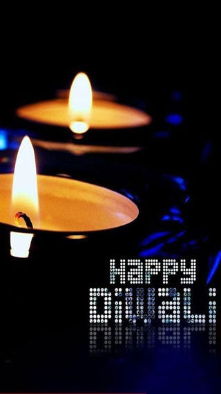 Happy Diwali Wallpapers For IPhone4