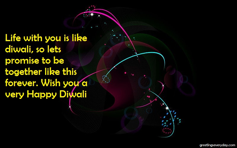 Happy Deepavali Facebook Status in English