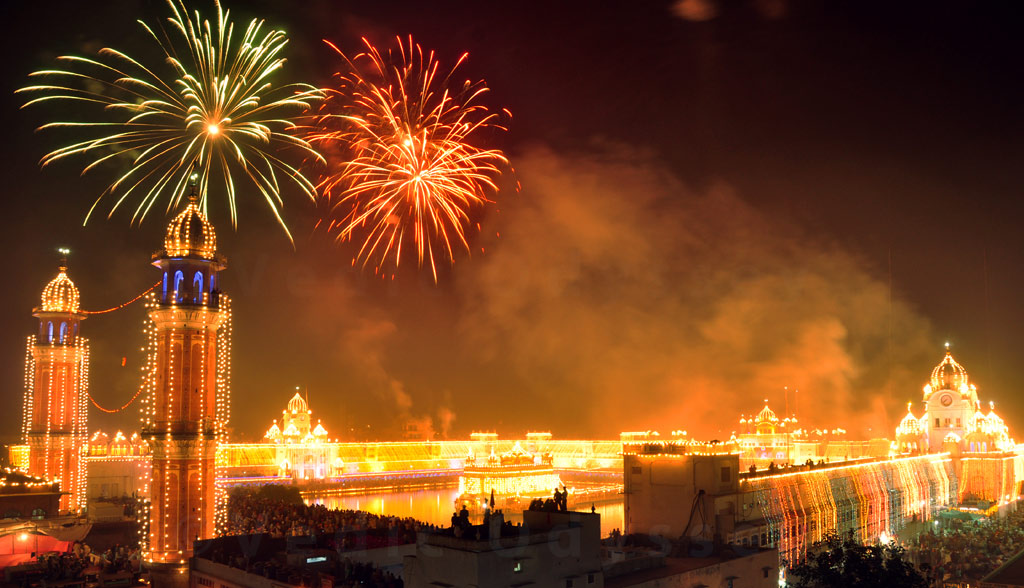 Happy Diwali Wishes Firework Greetings For Facebook