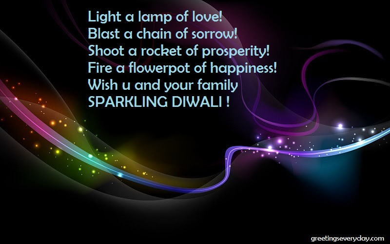 Happy Deepavali Messages in English