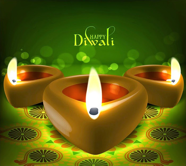 Happy Deepavali Whatsapp Profile Picture
