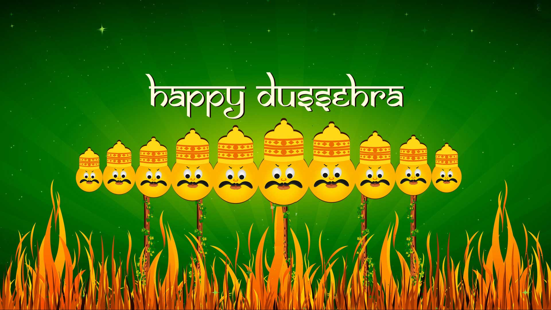 Happy Dussehra Vijayadashami Wishes HD Photos For Instagram & Hike
