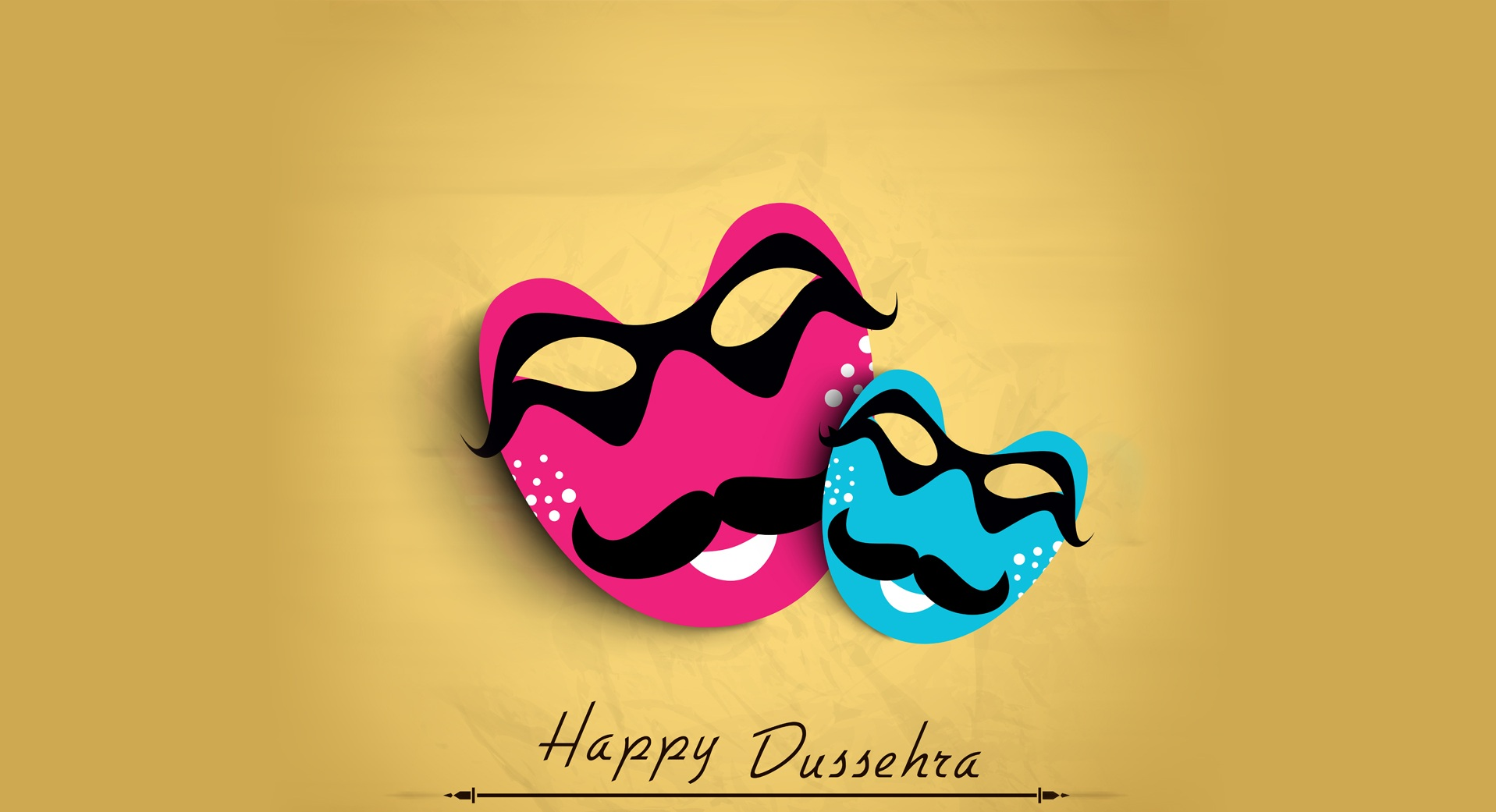 Happy Dussehra Vijayadashami Wishes HD Wallpaper & Photos